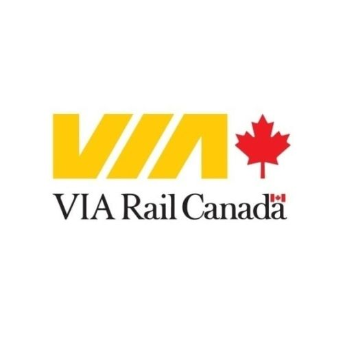 Logo Via Rail Sq
