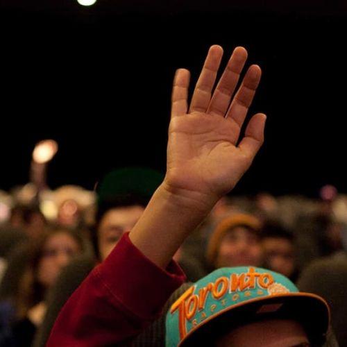 DFS hand hat 2013