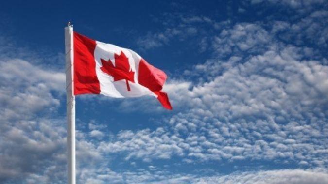 Canada Flag Lrg