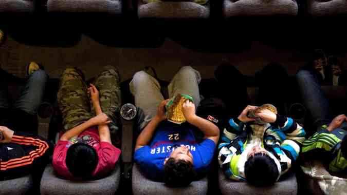 DFS kids sitting 2014 GCiampini